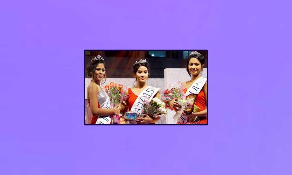 Miss Odisha-2015