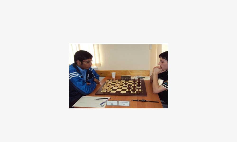 Mr. Syamsms Mishra got Asian Junior Blitz gold in Chess